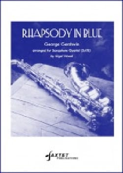 Rhapsody in Blue GERSHWIN Partition Saxophone - laflutedepan