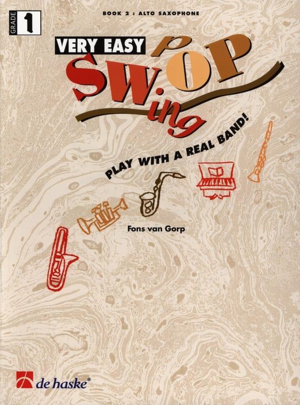 Very Easy Swop - Grade 1 Book 2 - Gorp Fons Van - laflutedepan.com