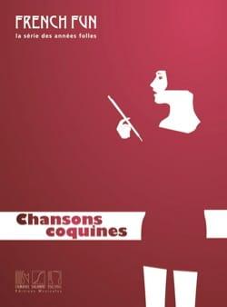 Chansons coquines Partition Chanson française - laflutedepan