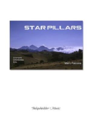 Star Pillars - Marc Falcone - Partition - laflutedepan.com