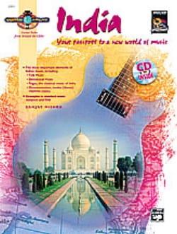 India - Guitar Atlas - Sanjay Mishra - Partition - laflutedepan.com