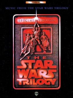 Star Wars Trilogy John Williams Partition Clarinette - laflutedepan