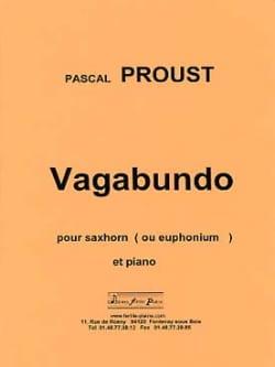 Vagabundo Pascal Proust Partition Tuba - laflutedepan