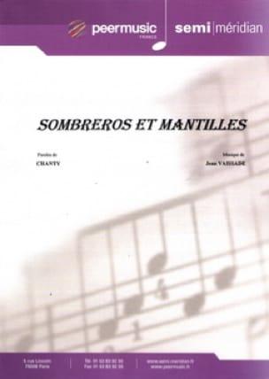 Sombreros et Mantilles - Rina Ketty - Partition - laflutedepan.com