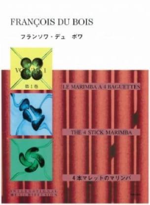 Le Marimba A 4 Baguettes Volume 1 - laflutedepan.com