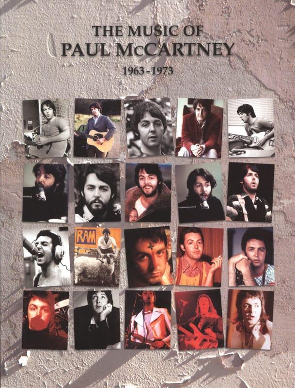 The Music Of Paul Mccartney 1963-1973 - laflutedepan.com