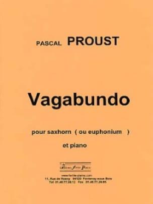 Vagabundo - Pascal Proust - Partition - Tuba - laflutedepan.com