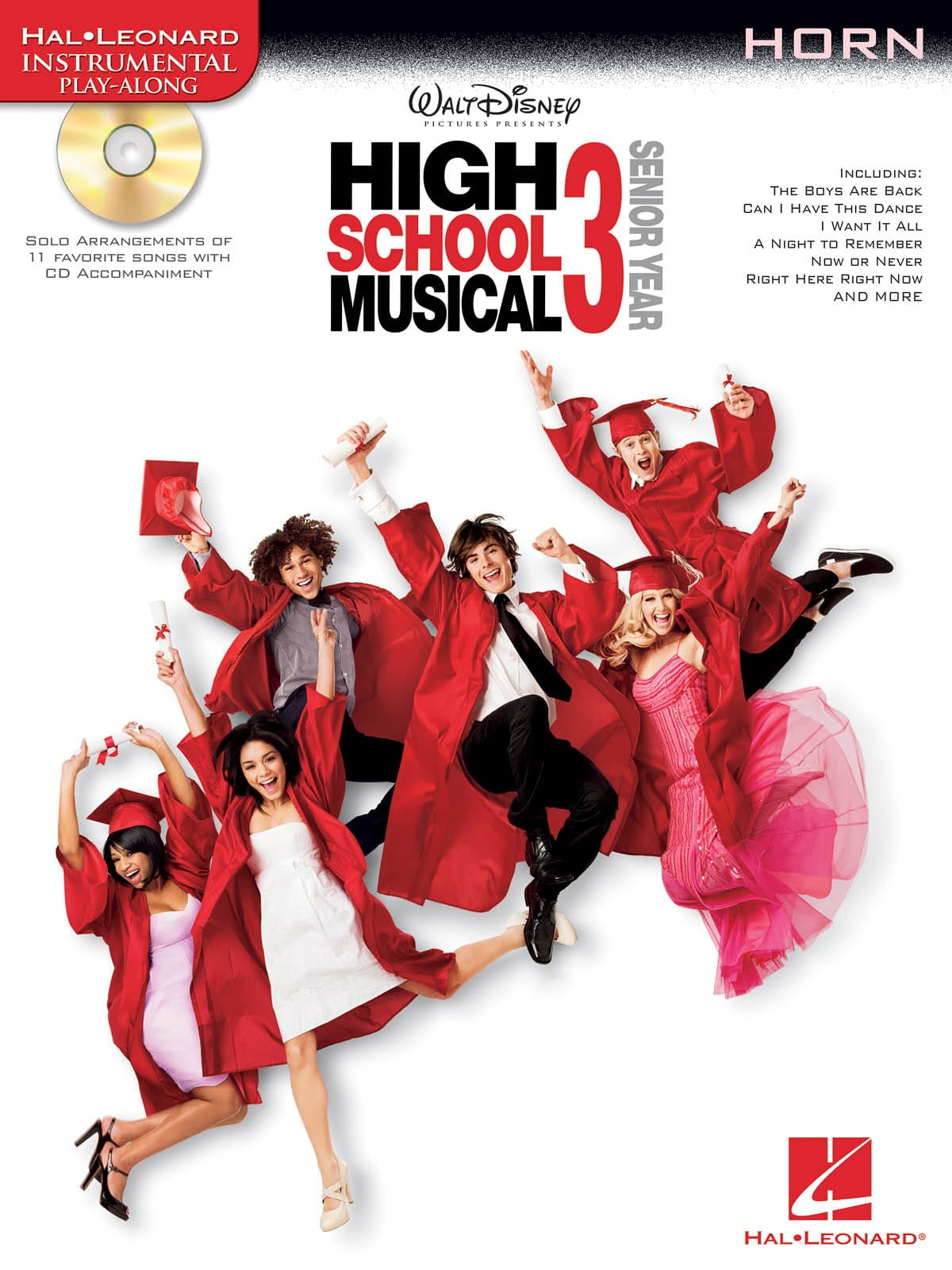 High School Musical 3 - Partition - Cor - laflutedepan.com