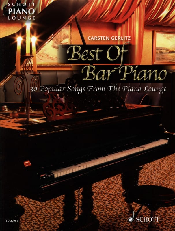 Best Of Piano Bar - Partition - Jazz - laflutedepan.com