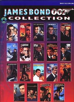 James Bond 007 Collection Partition Saxophone - laflutedepan