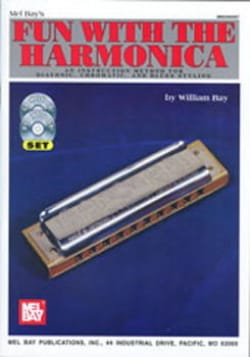 Fun With The Harmonica William Bay Partition laflutedepan