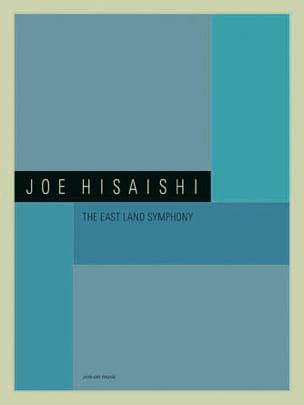 Joe Hisaishi - The East Land Symphony - Partition - di-arezzo.com