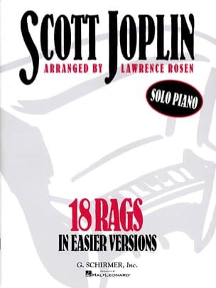 Scott Joplin - 18 Rags In Easier Version - Partition - di-arezzo.co.uk