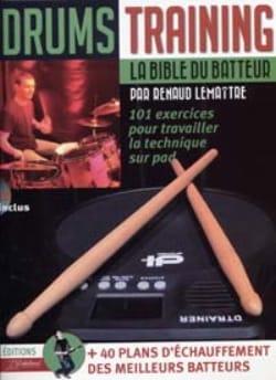 Drums training - La bible du batteur - laflutedepan.com