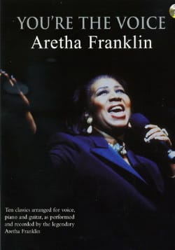 You're The Voice Aretha Franklin Partition Jazz - laflutedepan