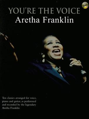You're The Voice - Aretha Franklin - Partition - laflutedepan.com