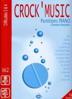 - Crock 'music volume 2 - Partition - di-arezzo.co.uk