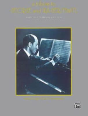 A Tribute to George and Ira Gershwin - GERSHWIN - laflutedepan.com