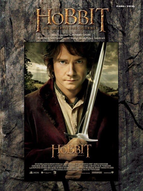 The Hobbit - Un voyage inattendu - Howard Shore - laflutedepan.com