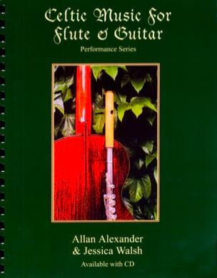 Celtic Music For Flute & Guitar laflutedepan