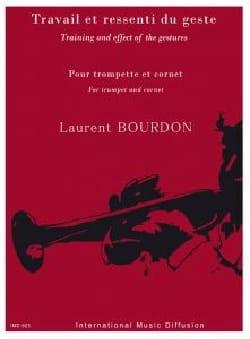 Travail et ressenti du geste Laurent Bourdon Partition laflutedepan