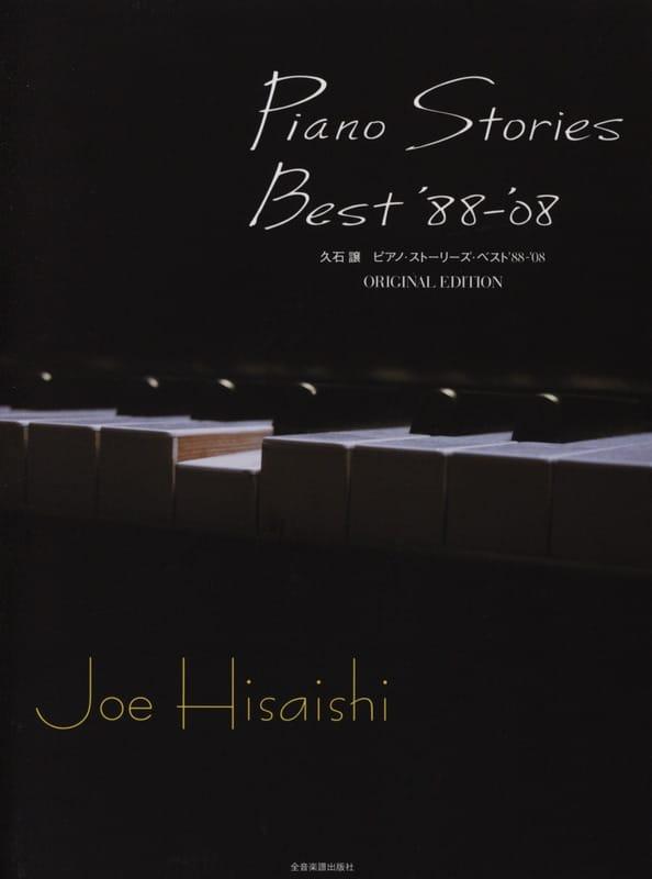 Piano Stories Best '88-'08 - Original Edition - laflutedepan.com