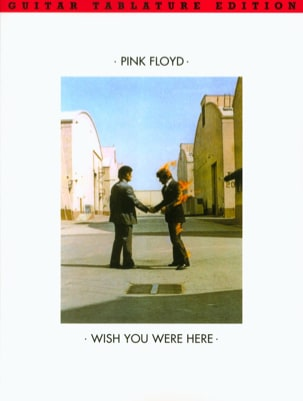 Wish You Were Here Pink Floyd Partition Pop / Rock - laflutedepan