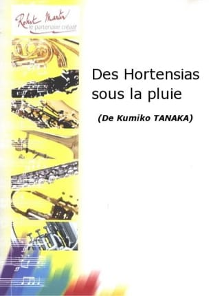 Des Hortensias Sous la Pluie - Kumiko Tanaka - laflutedepan.com