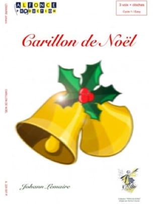 Carillon de Noël - Johann Lemaire - Partition - laflutedepan.com