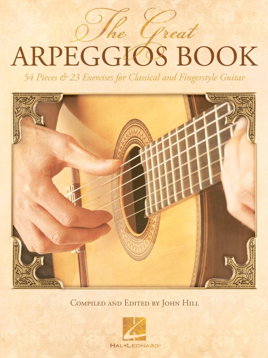 The Great Arpeggios Book - Partition - Guitare - laflutedepan.com