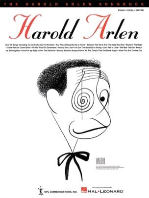 The Harold Arlen Songbook Harold Arlen Partition laflutedepan