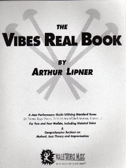 The Vibes Real Book Partition Vibraphone - laflutedepan
