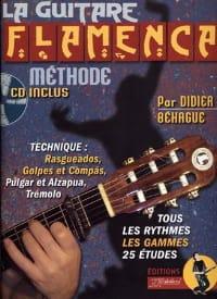 La guitare flamenca méthode laflutedepan