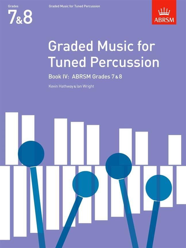 Graded Music For Tuned Percussion Volume 4 - laflutedepan.com