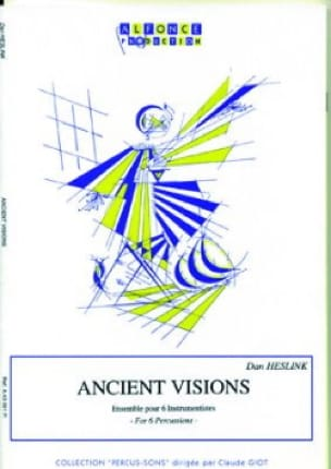 Ancient Visions - Dan Heslink - Partition - laflutedepan.com