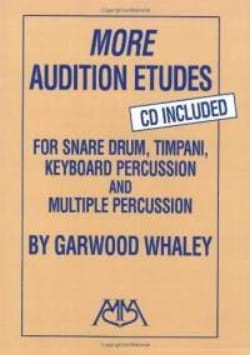 More Audition Etudes - Garwood Whaley - Partition - laflutedepan.com