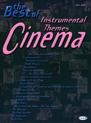 The Best Of Instrumental Themes Cinema Partition laflutedepan