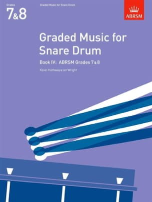 Graded Music For Snare Drum Volume 4 laflutedepan