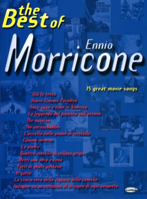 The Best Of Ennio Morricone Ennio Morricone Partition laflutedepan