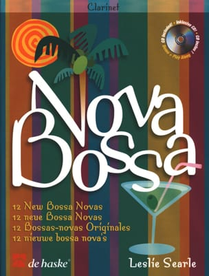 Nova Bossa Leslie Searle Partition Clarinette - laflutedepan