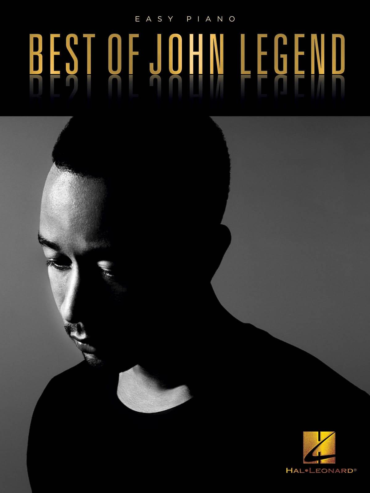 Best of John Legend - Easy Piano - John Legend - laflutedepan.com