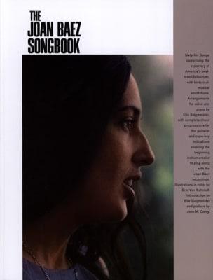 The Joan Baez Songbook Joan Baez Partition Pop / Rock - laflutedepan