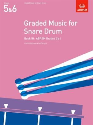 Graded Music For Snare Drum Volume 3 laflutedepan