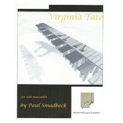 Virginia tate Paul Smadbeck Partition Marimba - laflutedepan