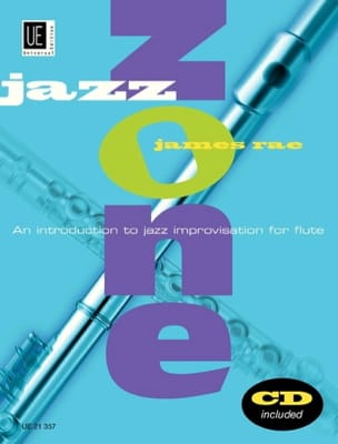 Jazz Zone - Flute - James Rae - Partition - laflutedepan.com