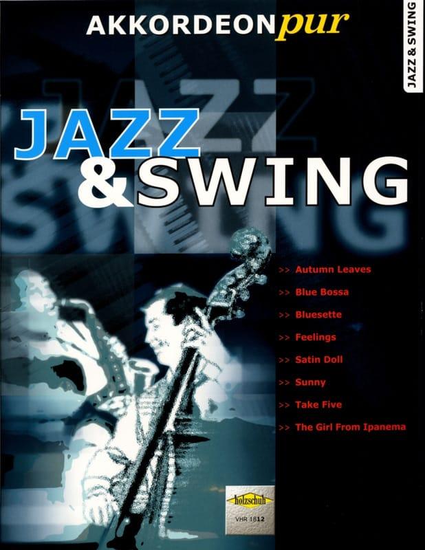 Akkordeon Pur - Jazz & Swing 1 - Partition - laflutedepan.com