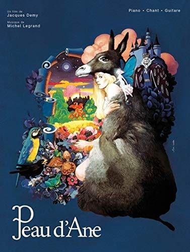 Peau d'âne - Musique du Film - Michel Legrand - laflutedepan.com