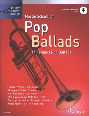 Pop ballads - 14 Famous pop ballads Partition laflutedepan