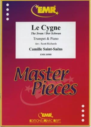 Le Cygne - SAINT-SAËNS - Partition - Trompette - laflutedepan.com
