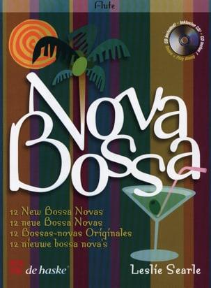 Nova Bossa Leslie Searle Partition Flûte traversière - laflutedepan